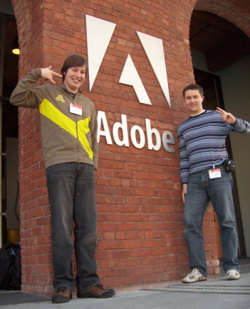 ADOBE VISIT